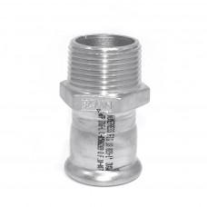 Coupling with external thread EPDM 108 mm х 4 31618820