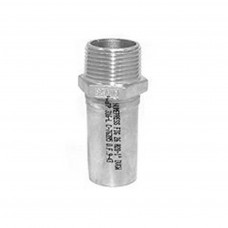 Connector with external thread 15 mm x 1/2 31627111