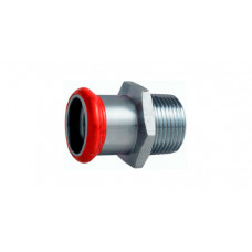 Coupler with external thread 15 mm x 1/2 C81PC