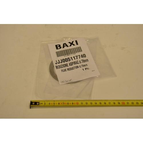 Air intake limiter D78 mm K 5117740