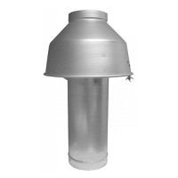 Draft stabilizer kit for SLIM iN boilers with open combustion chamber, diam. 160 mm KHW 71406881
