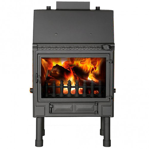 Fireplace (turbo fireplace) Makroterm Akant 14 kW