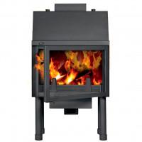 Fireplace (turbo fireplace) Makroterm Migo 18 kW