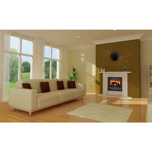 Fireplace (turbo fireplace) Makroterm Neo 18 kW