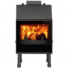 Fireplace (turbo fireplace) Makroterm Vetro 32 kW