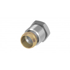 Collet clamp for elbows and tees 15mm х1 / 2